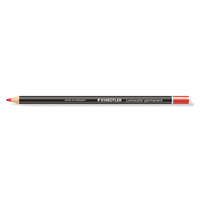 Staedtler Lumocolour Glasochrom Pencil Red 12 Pack