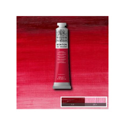 W&N Winton Oil 200ml - Permanent Alizarin Crimson 468