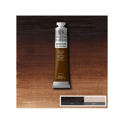 W&N Winton Oil 200ml - Burnt Umber 076