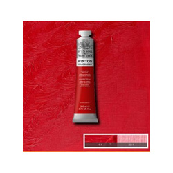 W&N Winton Oil 200ml - Cadmium Red Deep Hue 098
