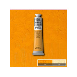 W&N Winton Oil 200ml - Cadmium Yellow Hue 109