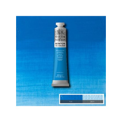 W&N Winton Oil 200ml - Cerulean Blue Hue 138