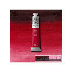 W&N Winton Oil 200ml - Permanent Crimson Lake 179