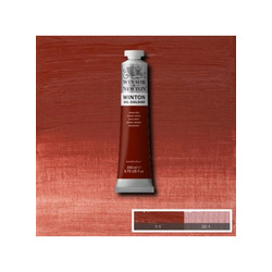 W&N Winton Oil 200ml - Indian Red 317