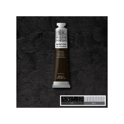 W&N Winton Oil 200ml - Ivory Black 331