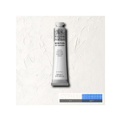 W&N Winton Oil 200ml - Zinc White 748