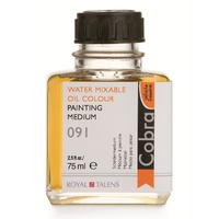 Cobra Artist Water Mixable Oil - Painting Medium 75ml