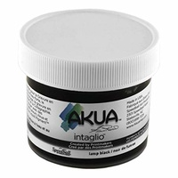 Akua Waterbased Intaglio Inks 59ml Lamp Black