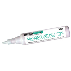 Masking Fluid Pen Applicator 8mm 25ml