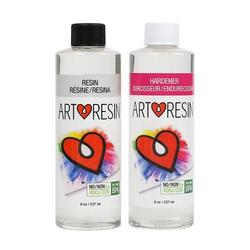Art Resin. PLEASE NOTE: 1 x 946ml Kit contains 16oz Hardener and 16oz of Resin.
