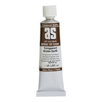 Art Spectrum Oil Colours 40ml Series 1 Transparent Brown Earth