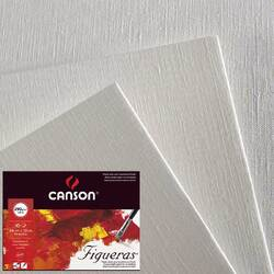 Canson Canvas Pad A5 x 10 pages