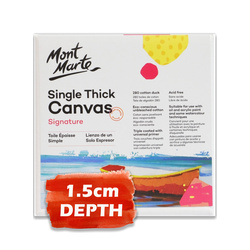 Studio Single Thick Canvas 10 x 10 cm 280gsm