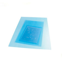 Deluxe Plastic Dry Point Etching Plates 225 x 300mm