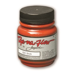 Jacquard Dye Na Flow Silk Paint 70ml - Brick