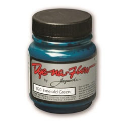 Jacquard Dye Na Flow Silk Paint 70ml - Emerald