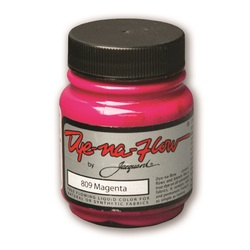 Dye Na Flow Silk Paint 70ml - Magenta