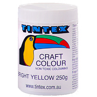 Tintex Craft Colour Non Toxic Colouring 125g - Bright Green