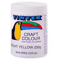 Tintex Craft Colour Non Toxic Colouring 125g - Orange