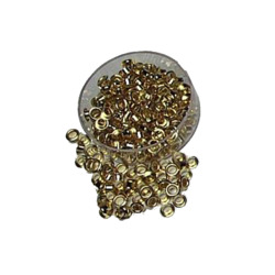 Brass Eyelets Pack of 250 pieces