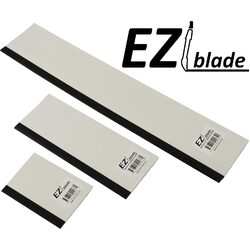 EZ Blade Squeegee Set of 3 smooth Blades