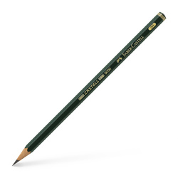 Faber Castell 9000 Graphite Pencils 2H box of 12