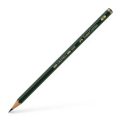 Faber Castell 9000 Graphite Pencils 6B Box of 12