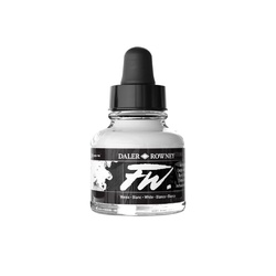 FW Artist Acrylic Ink 29.5ml White