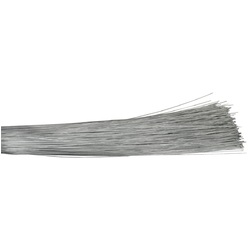 Florist Wire 0.2mm x 1kg Bundle 23cm Length
