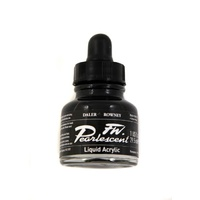 Daler Rowney FW Pearlescent Ink 29.5ml Black