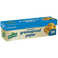 Grease Proof Roll 120m x 30cm