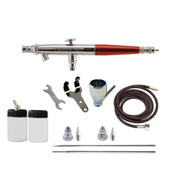 Paasche H-Single Action Airbrush Set