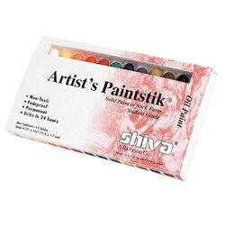 Shiva Paintstik Student Oil Paint Sticks Set of 12