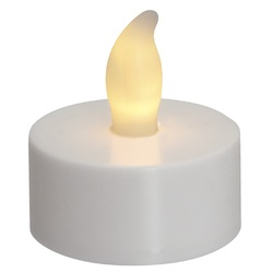 Zart Flameless Tea Light Candles Pack of 12 - battery included