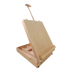 Table Top Box Easel Large Max Canvas height 70cm