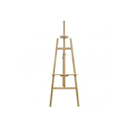 Discovery Floor Display Easel Pine 172cm