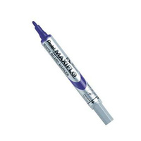 Pentel Maxiflo Whiteboard Markers Bullet Tip Violet