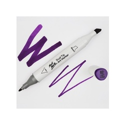 Premium Dual Tip Art Marker - Light Violet 82