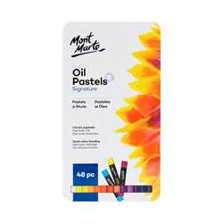 Mont Marte Oil Pastels Set of 48