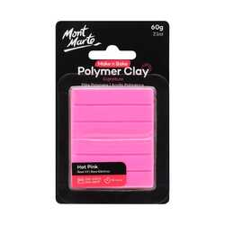 OUT OF STOCK - Make n Bake Polymer Clay 60g - Hot Pink