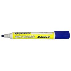 Osmer Whiteboard Marker Bullet Tip Pack of 12 Blue