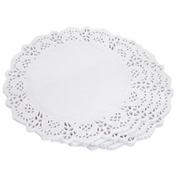 White Paper 23.5cm Doilies Pack of 250