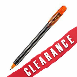 39% OFF-Pentel EnerGel BL417 Pen 0.7mm Box of 12 Orange