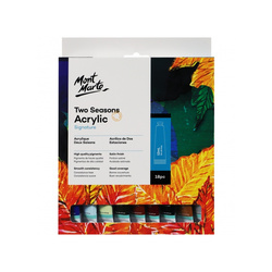 Mont Marte Signature Two Seasons Acrylic 18pce x 12ml (0.4oz)