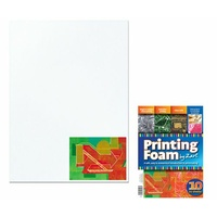 Zart Printing Foam A3 Pack of 10 Sheets