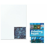 Zart Printing Foam A4 Pack of 15 Sheets