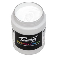 Permaset Aqua Fabric Ink 300ml - White