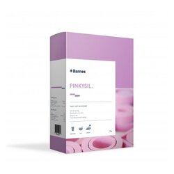 Pinkysil Silicone Fast setting. 1kg kit