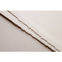 Fabriano Rosapina Paper White 700 x 1000mm 60% Cotton 285gsm 5 Sheets