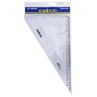 Celco 32cm 60 Degrees Set Square